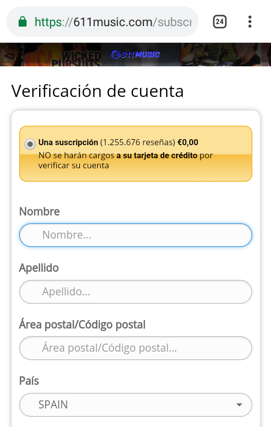 Phishing zapatillas adidas